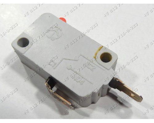 Микровыключатель для СВЧ Panasonic NNGD577W NN-GD577W KW3-OT-A (375)