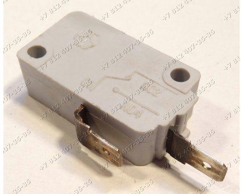 Микровыключатель KW3-OD-A (474) для СВЧ Panasonic NNGD577W, NN-GD577W