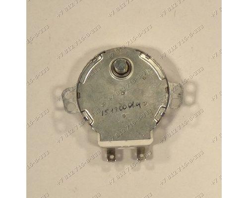 Мотор поддона h=10 мм 4W 2.5/3 220V для СВЧ