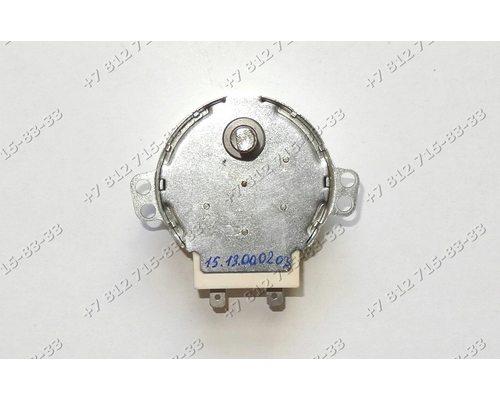 Мотор поддона для СВЧ Bosch HBC86Q650E/02