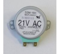 Мотор поддона для СВЧ Samsung CE245, CE2618, CE2638, CE2713