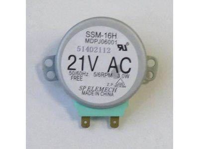 Мотор поддона для микроволновой печи Samsung CE245, CE2618, CE2638, CE2713
