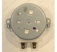Мотор поддона TYJ50-8A7F металлический штырь H= 8мм,d=7мм ; 4W 5/6 r.p.m 220V для СВЧ Whirlpool Panasonic