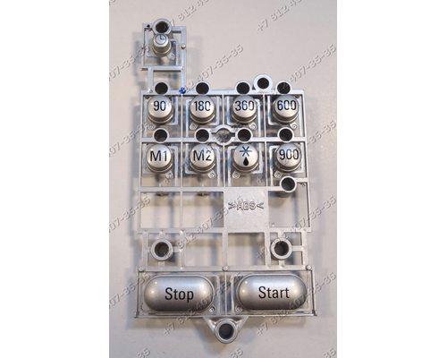 Блок клавиш для СВЧ Siemens HF17056/02