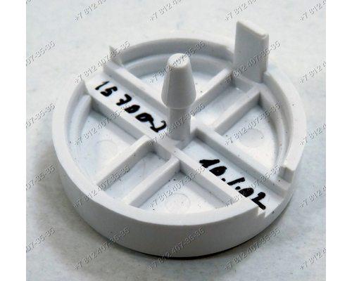Клавиша включения для СВЧ Bosch HMT85... HBC84... белого цвета - ОРИГИНАЛ
