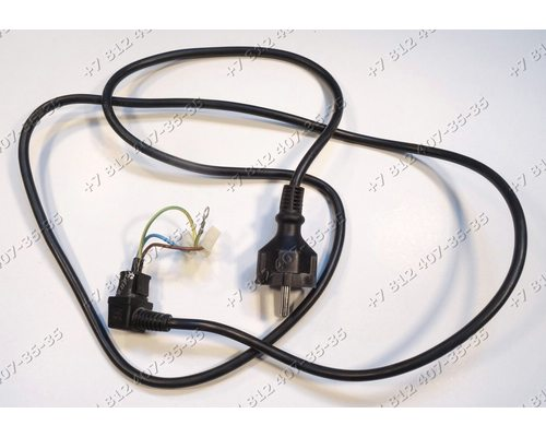 Сетевой шнур для СВЧ Panasonic NNSD366M, NN-SD366M