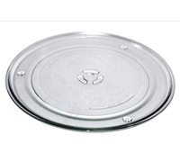 Тарелка для СВЧ AEG Electrolux Zanussi диаметр 325 мм с креплением под коплер 50280600003 - ОРИГИНАЛ!