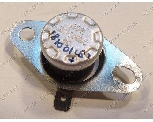Аварийный термостат KSD-100LG для СВЧ Samsung