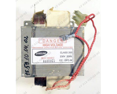 Трансформатор силовой для СВЧ Samsung CM1001T, CM1002T, CM1019, CM1019, CM1019, CM1019, CM1019