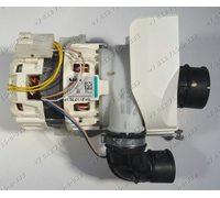 Циркуляционная помпа в сборе с тэном для посудомоечной машины Electrolux ESL94201LO911079014-01 ZDF91200WA 911519179-02