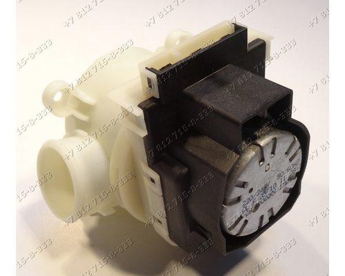 Распределитель воды с синхронным двигателем посудомоечной машины Ariston CISLFT321HX/HA LSF8357