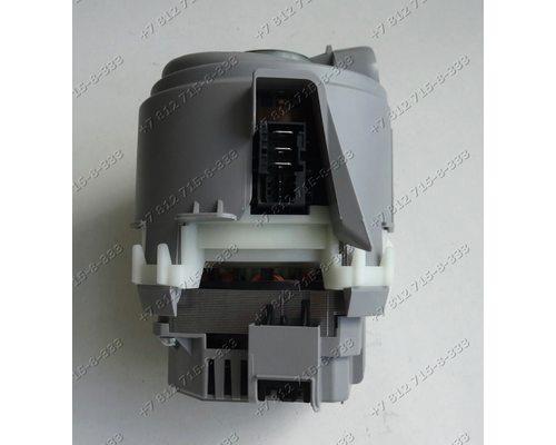 Циркуляционная помпа в сборе с тэном для посудомоечной машины Bosch SBI53M35EU/01 SMV59T00EU/22
