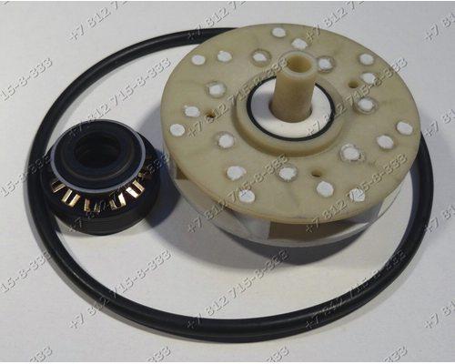 Крыльчатка циркуляционной помпы (ремкомплект) посудомоечной машины Bosch Siemens SE68596/17