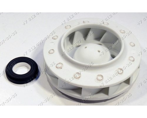 Ремкомплект циркуляционной помпы 21MI071 для посудомоечной машины Miele