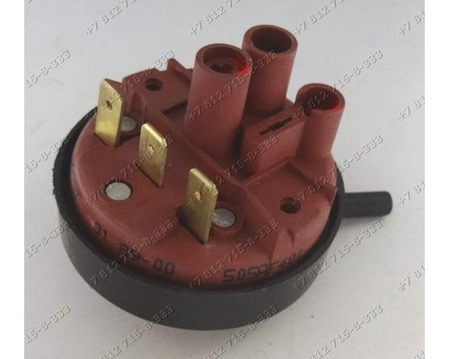 Датчик уровня 65-45 505AF403 для посудомоечной машины Electrolux ESL4131 911636208-00