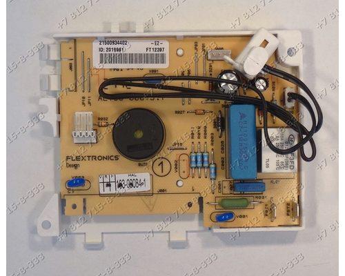 Электронный модуль для посудомоечной машины Ariston LI700DUO