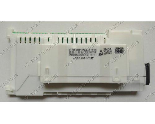 Электронный модуль для посудомоечной машины Bosch 00653983