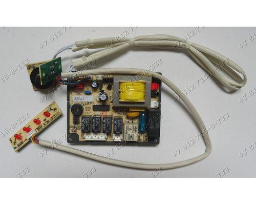 Электронный модуль в сборе для посудомоечной машины Candy CSF4569B CSD69S80 CSD6980 CSF4575E CSF4575EX