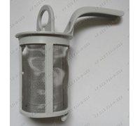 Фильтр внешняя часть посудомоечной машины Zanussi ZDT5152 ZDT5195 AEG FAV50850U FAV54710