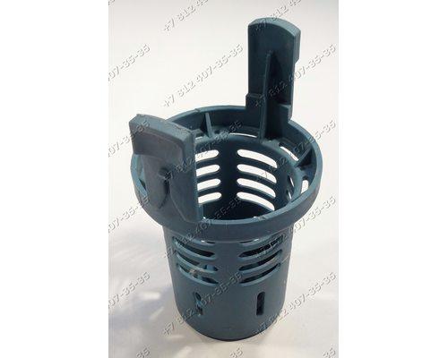 Вставка в фильтр посудомоечной машины Indesit DSG0517, LFS114KUK, LPE733AX, LTEM812L, PFT8H4X
