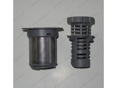 Фильтр в сборе для посудомоечной машины Bosch SRS4302/01, SRS45T62EU/01, SRV4663/01