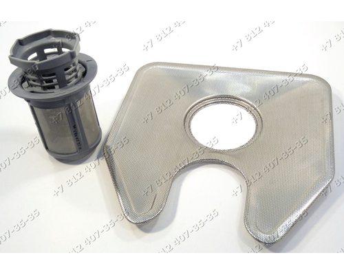 Фильтр - стакан с металлической сеткой для посудомоечной машины Vestel 42005928