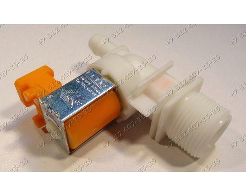 Клапан для посудомоечной машины Indesit IDL40EU, IDE44UK, IDL42FR, IDL55T4C, L63AUS, LL42SK, LV625IX