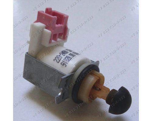 Клапан в распределитель воды для посудомоечной машины Bosch SMV63M00EU/02