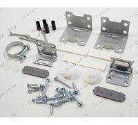 Комплект для монтажа-комплект для навески фасадов для посудомоечной машины Electrolux Zanussi AEG