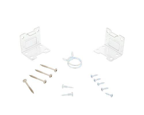 Комплект для монтажа - комплект для навески фасадов ПММ AEG, Electrolux, Zanussi 1561666031