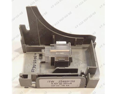 Лампочка в пол - индикатор окончания мойки стиральной машины Indesit, Whirlpool ADG422 851123910000