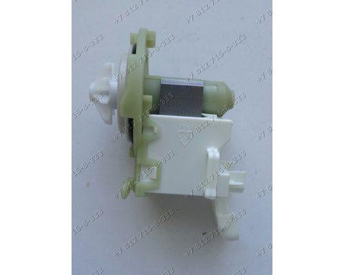 Насос для посудомоечной машины Bosch SRV43M03EU/44, Siemens SF64T354EU/01 Copreci на 3-х защелках, с высокой крыльчаткой