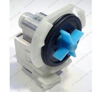 Сливная помпа для посудомоечной машины Whirlpool, ADP4400WH, ADP4403WH, ADP4501WH, Bauknecht, Fagor на защелках