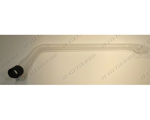 Патрубок верхнего импеллера для посудомоечной машины Electrolux ESI66050X (911926268-02) ESL66020 911936230-02