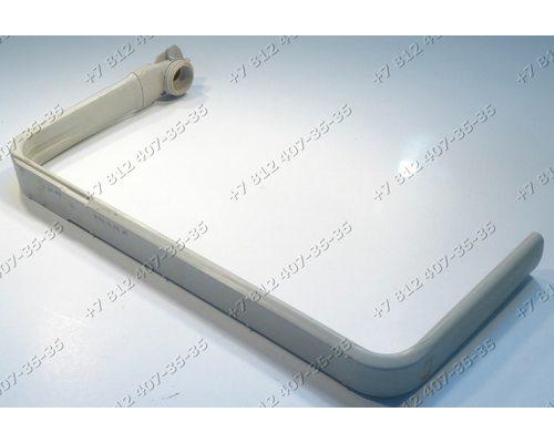 Патрубок верхнего импеллера посудомоечной машины Siemens SR33302SK/15, Bosch SPI4436/04