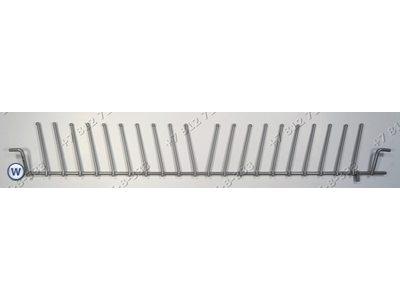 Пластины-ограничители посуды в корзине для посудомоечной машины Gorenje GDV651XL