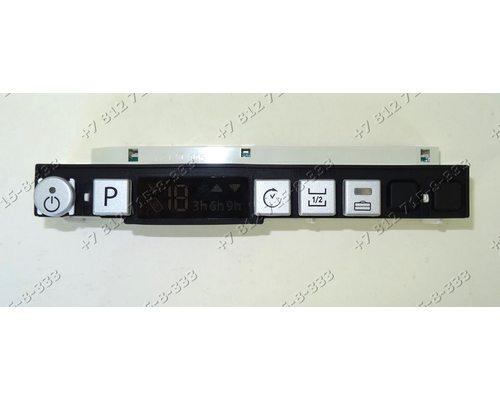 Плата индикации для посудомоечных машин Indesit Ariston LST53977X