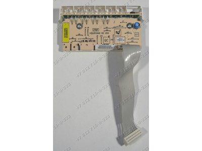 Плата индикации посудомоечной машины Ariston LI48A