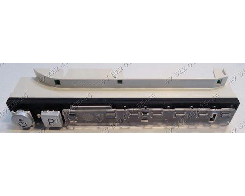 Плата индикации посудомоечной машины Ariston LFT4116AHA, LFT21677, LFT4116AHA, LST11677, LST4167