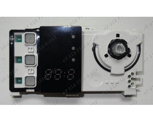 Плата индикации для посудомоечной машины Bosch SMS50E82EU/28, SMS57E02EU/21, SMU50E38SK/29