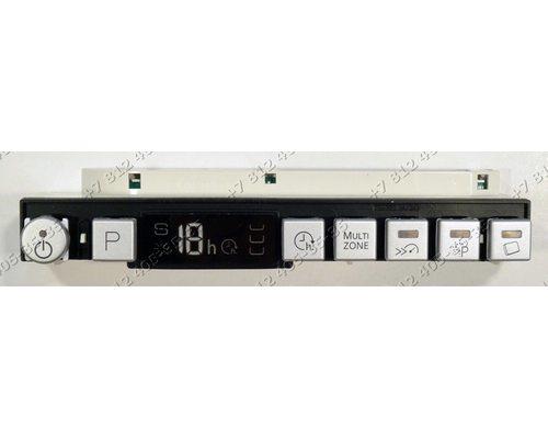 Плата индикации посудомоечной машины Whirlpool WIC3C23PEF