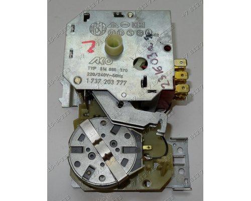 Программатор AKO 514 695 514695 для посудомоечной машины Siemens