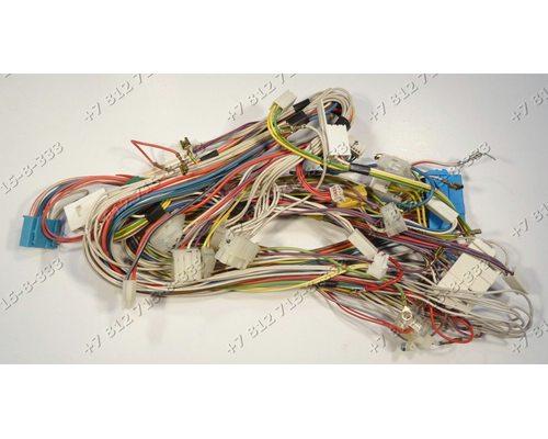 Проводка посудомоечной машины Bosch SE66T370EU/02