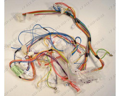 Проводка для стиральной машины Bosch SMV30D20RU/46
