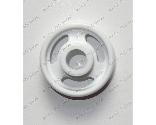 Ролики нижней корзины для посудомоечной машины Indesit IDE44EU LI460 Ariston CISLI480A CISLI420