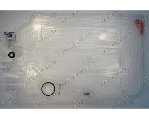 Водораспределитель в сборе (теплообменник) для посудомоечной машины Siemens SR64E002RU/41, Bosch SPV43M00RU/30