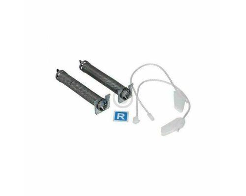 Комплект пружины и веревочки двери для посудомоечной машины Bosch, Siemens 12004031 (00623538)