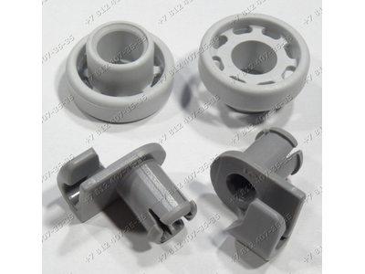 Ролики верхней корзины 424717 для посудомоечной машины Bosch SMI3012EU03, SMI3042EU14