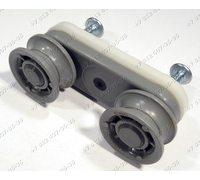Ролики сдвоенные для посудомоечной машины Beko DIS5830 DFS05010W 7600158355