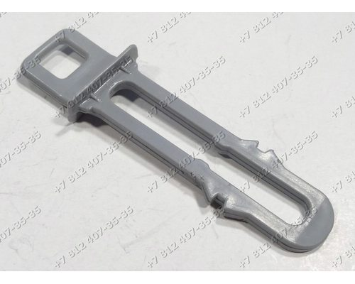 Крючок дверцы для посудомоечной машины Ariston, Indesit, Whirlpool, Bauknecht 482000021982 (C00282807) - ОРИГИНАЛ!